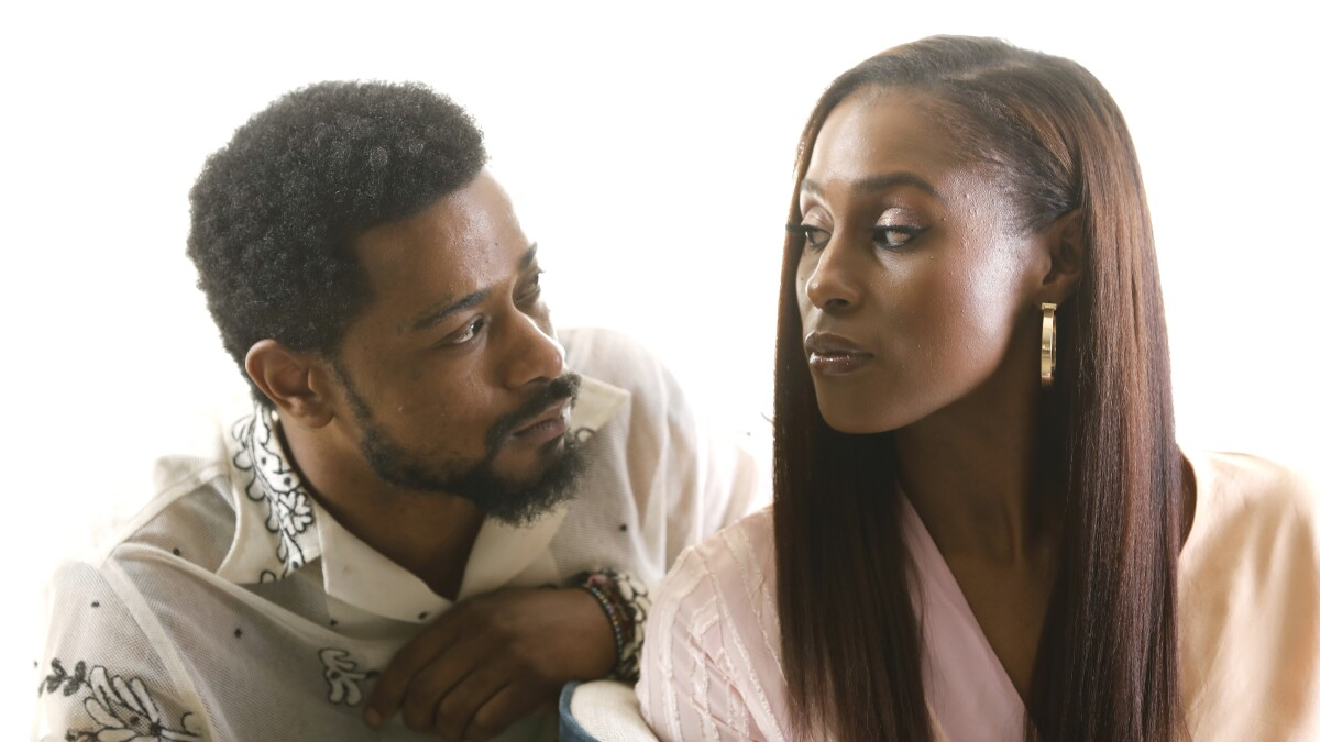With 'The Photograph,' Issa Rae and Lakeith Stanfield revive the black romantic drama