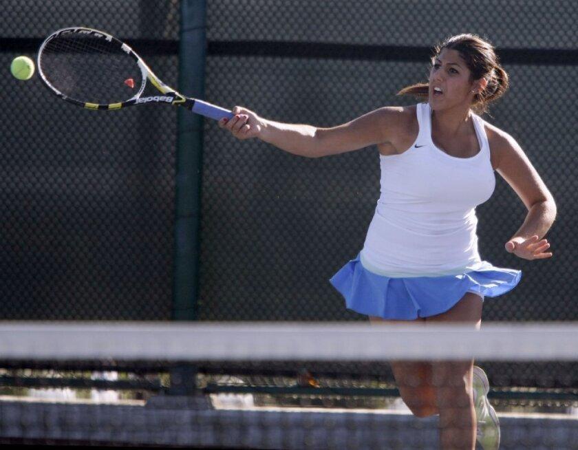 Crescenta Valley, Glendale tennis have wild-card playoff matches