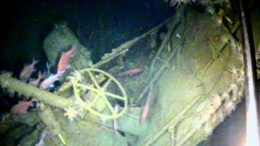 Los restos del primer submarino militar de Australia fueron encontrados después de 103 años de búsqueda.