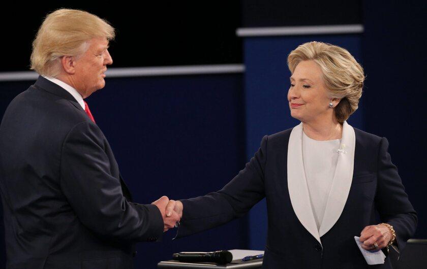 Este encuentro en vivo entre los dos candidatos a la presidencia de Estados Unidos se llevó a cabo en Missouri y generó más tuits que ningún otro en la historia.