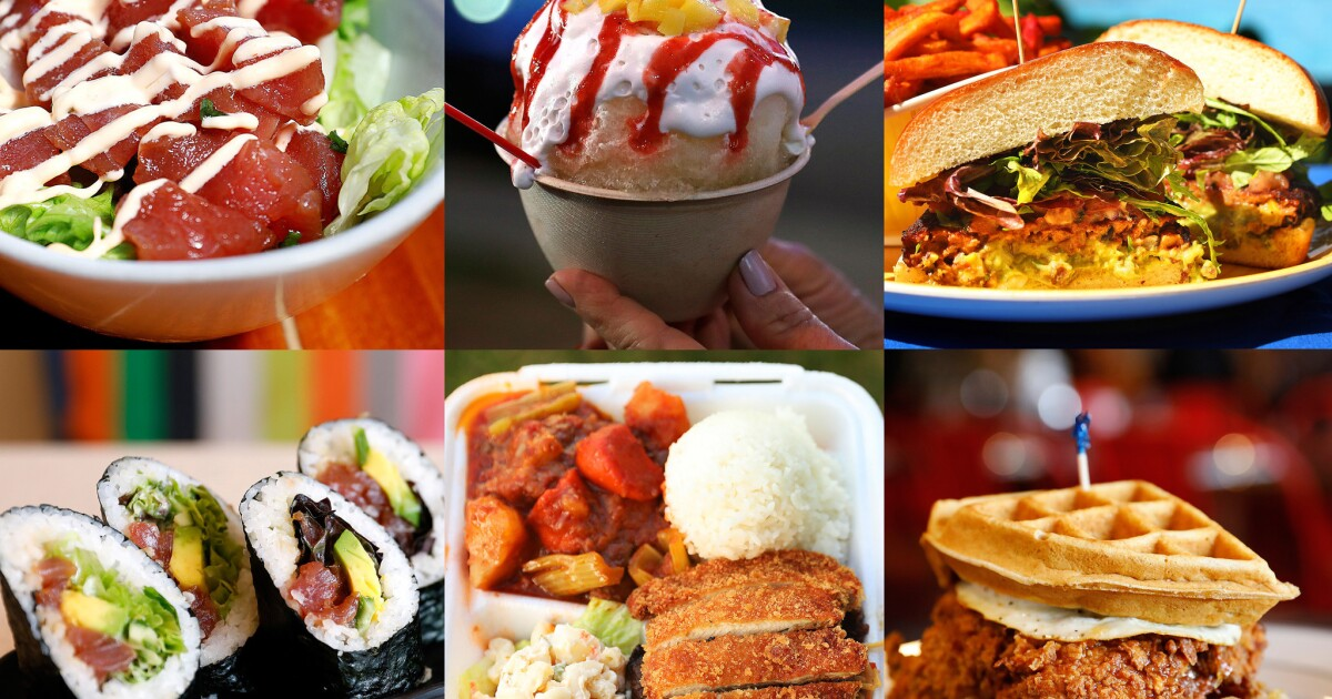 On Kauai, where to eat for cheap: 20 places to chow down for