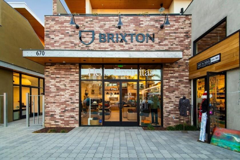 Brixton opened in Encinitas on Dec. 4.