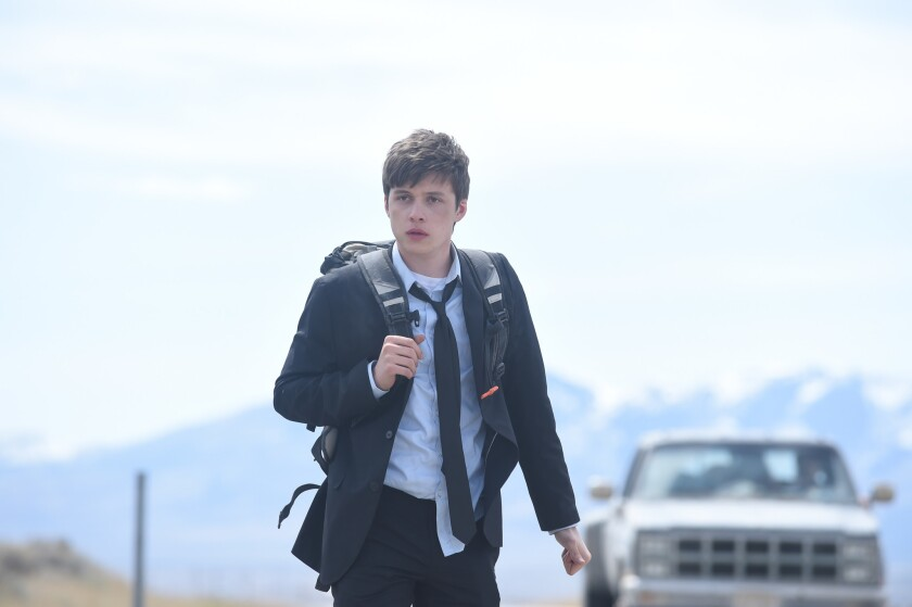 """Nick Robinson stars as Charlie in the movie """"Being Charlie."""""""