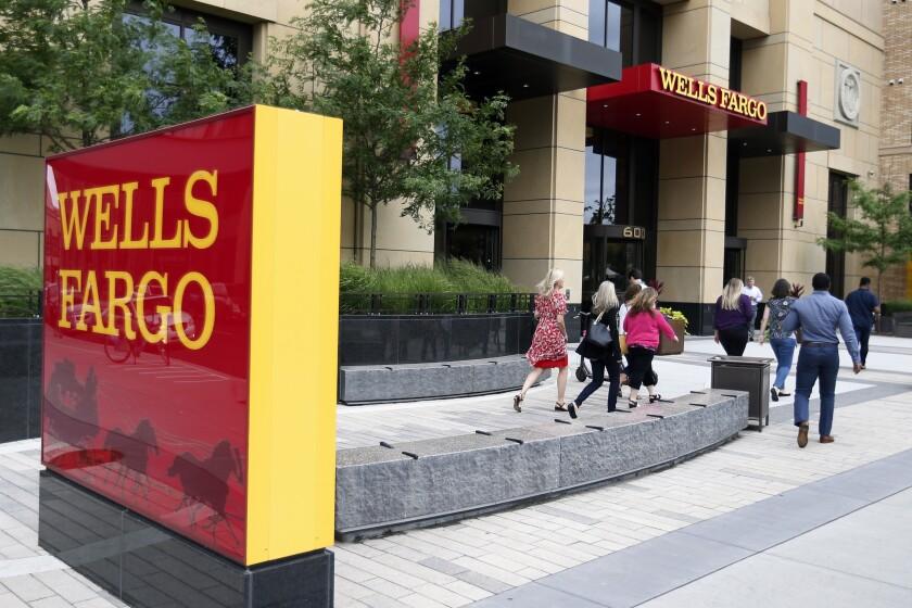 Wells Fargo Results