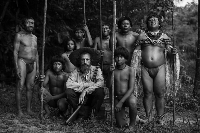 'Embrace of the Serpent'
