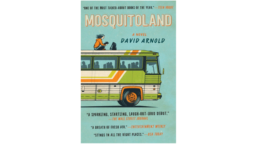 """""""Mosquitoland"""" by David Arnold"""