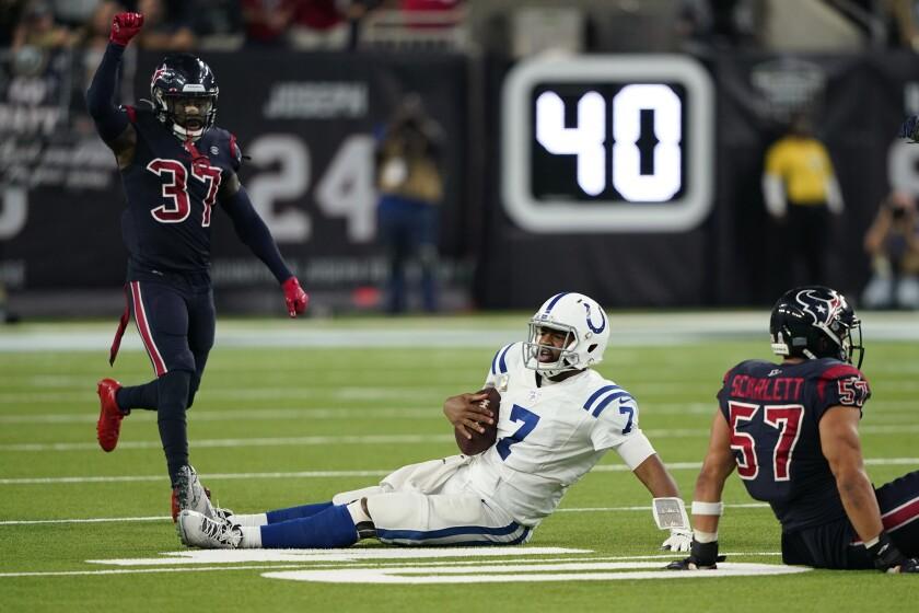 Colts Texans Football