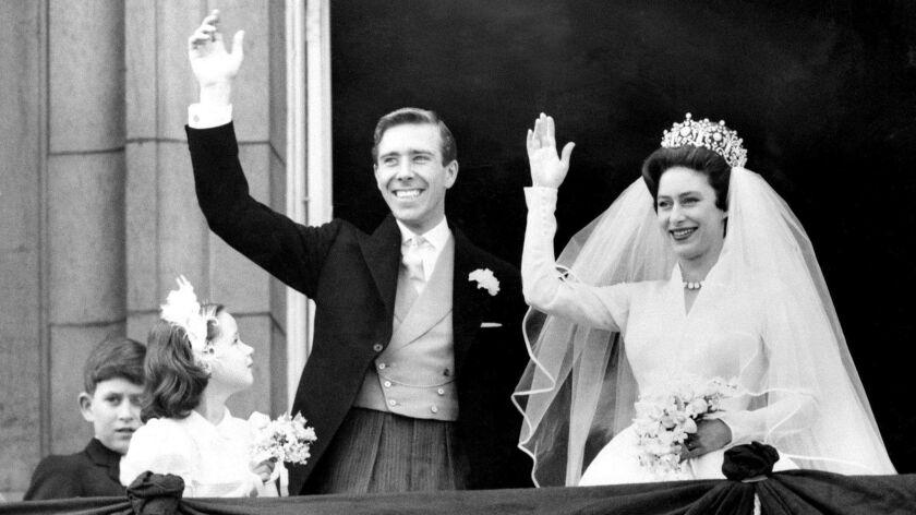 Princess Margaret dies in her sleep after stroke