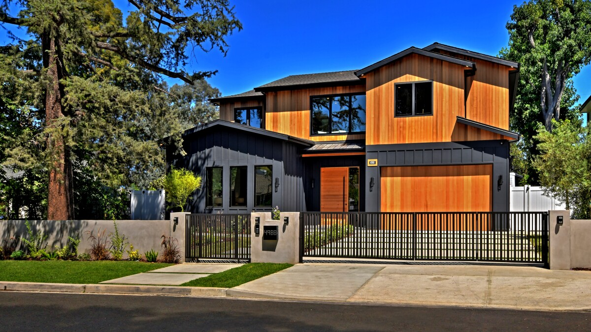Home of the Week | Encino new build puts forth a fresh face