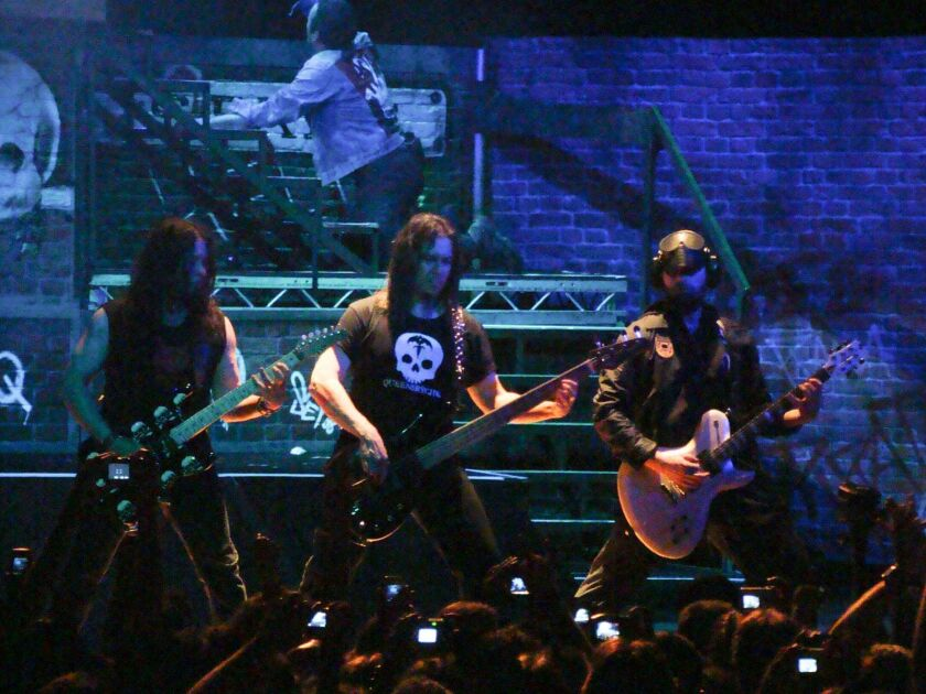 Queensryche will be one of the bands going on the Monsters of Rock Cruise.