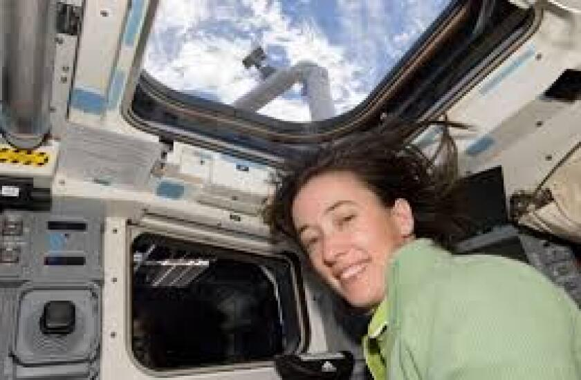 UCSD grad Megan McArthur will pilot Space X to the International Space Station