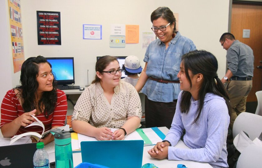 Latino Center opens at CSU San Marcos
