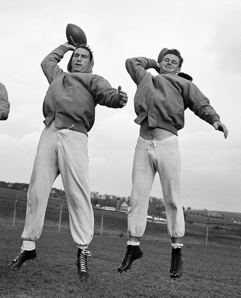 NFL at 100 The 1940s