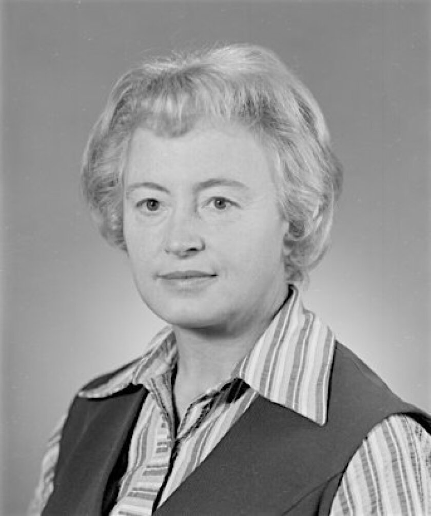 Margaret Burbidge