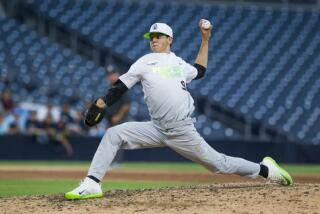 Padres select LHP MacKenzie Gore with the No. 3 pick