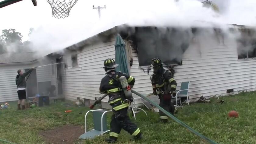 Vallejo house fire