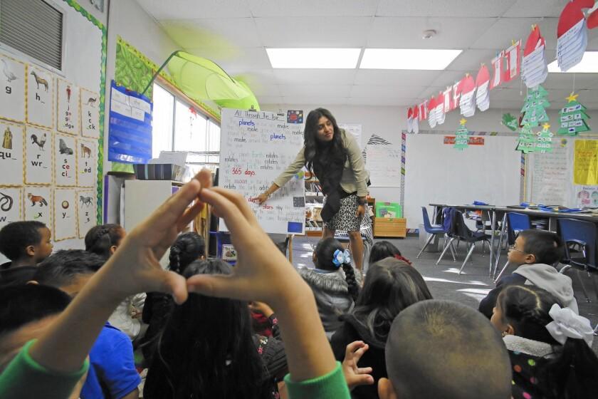 Parkview Elementary in El Monte