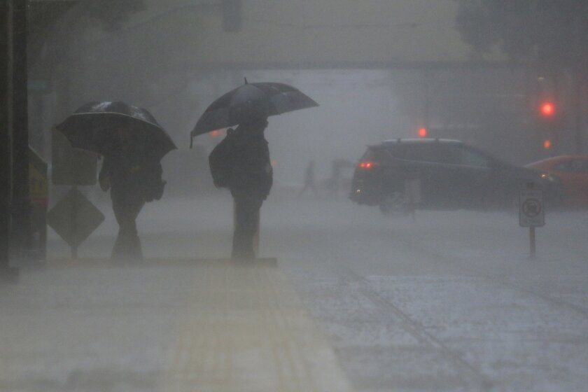 Wet Wednesday as storms continue