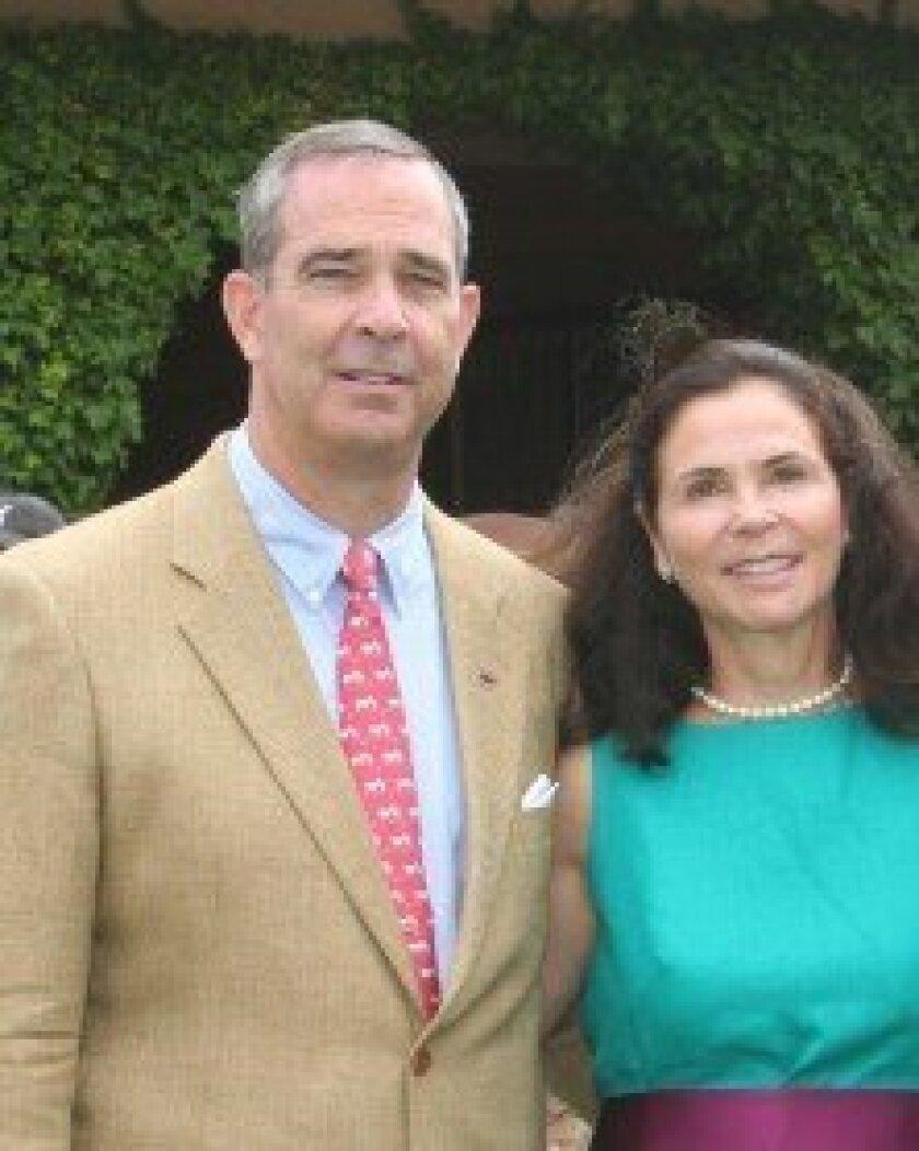 Russ and Carol Penniman