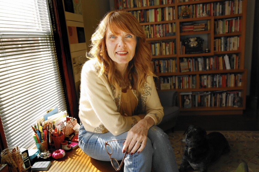 Novelist Elizabeth Crane lives in Newburgh, N.Y.