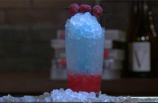Break Room 86: Rock-It Pop cocktail