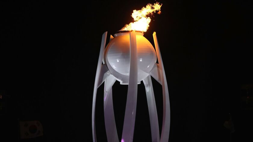 The Olympic flame burns above Pyeongchang in North Korea. Will it also light the way for increased tourism?