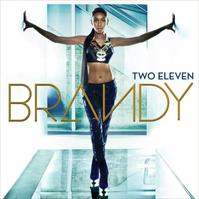 """Brandy returns to the R&B scene with a new album, """"Two Eleven."""""""