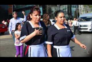 Magnitude 7.2 earthquake shakes Mexico City