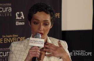 Ruth Negga feels the energy while filming 'Loving' in places the real events occurred