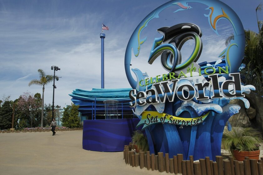 SeaWorld and Legoland are in the midst of hiring thousands of workers in preparation for the busier spring and summer season.