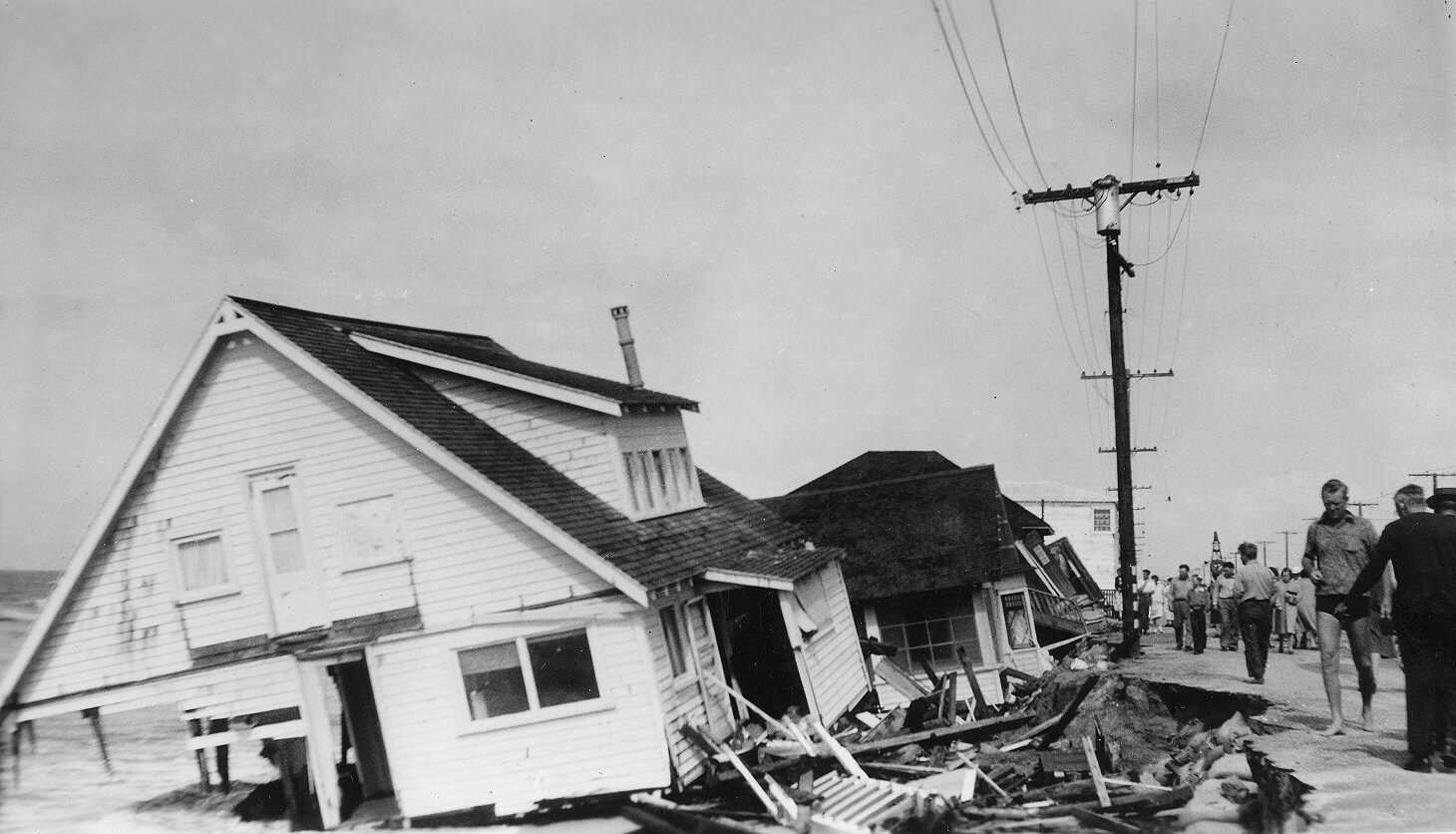 Could a hurricane lash Los Angeles? 80 years ago, this deadly storm came close