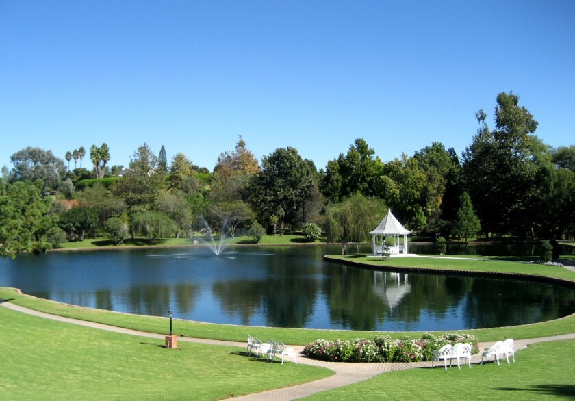 California weekend escape: An evergreen calm in Fallbrook