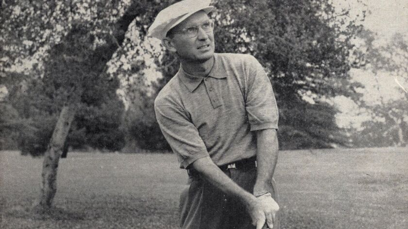 Golfer Jerry Barber, who lived on Vineta Avenue, won the PGA championship in the summer of 1961.