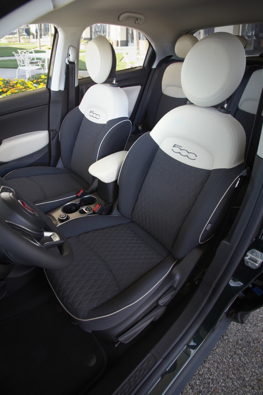 2020 Fiat 500X Trekking