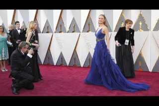 Relive the Oscars red carpet in under a minute