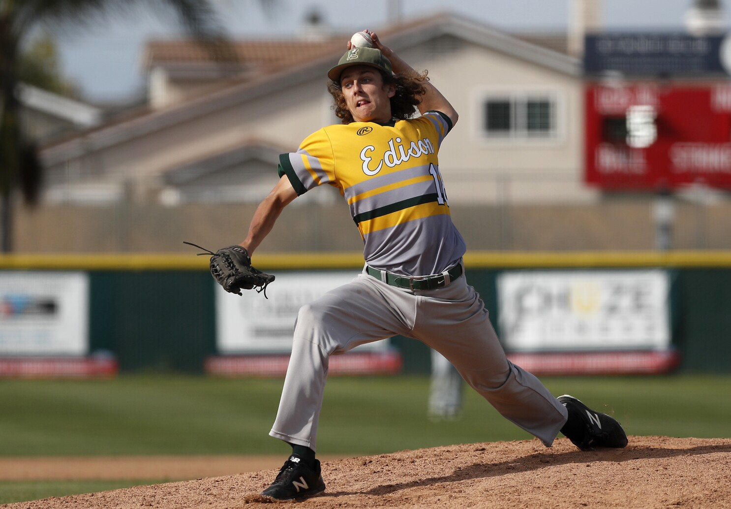 High School Roundup Edison Baseball Throws Combined No Hitter Los Angeles Times