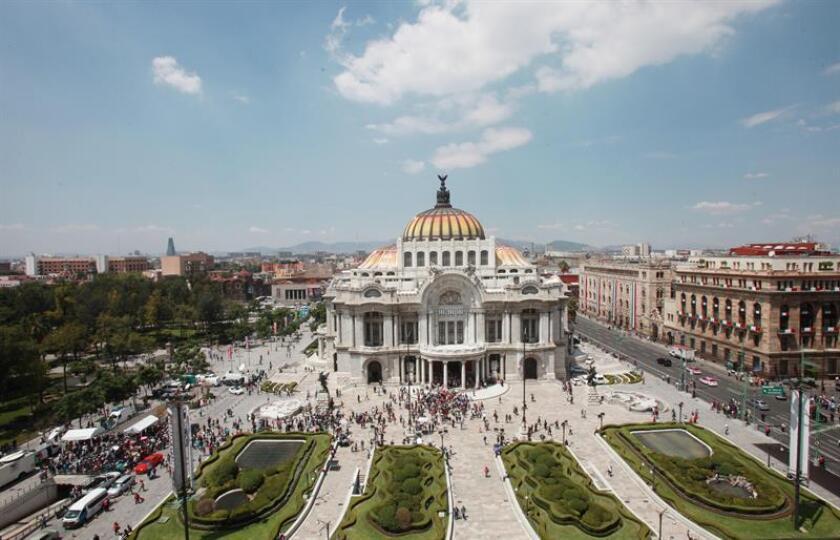 Los cinco estados que recibieron más visitantes fueron Ciudad de México, Jalisco, Guanajuato, Quintana Roo y Baja California Sur. EFE/Archivo