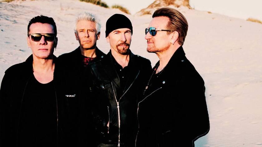 U2. (Anton Corbijn)