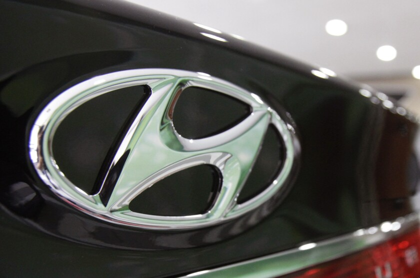 Hyundai Recalls 173 000 Sonatas Over Power Steering Problem