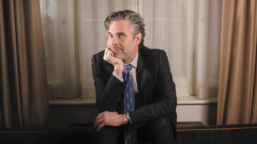 """An author photo of Michael Chabon for his new book """"Bookends: Collected Intros and Outros."""" Credit:"""