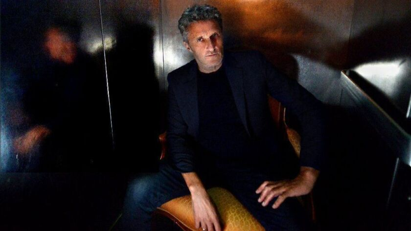 """Pawel Pawlikowski in Cannes for the film festival presentation of his film """"Cold War."""""""