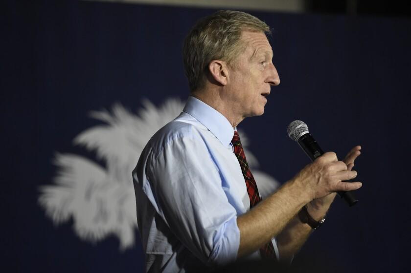 Election 2020 Tom Steyer