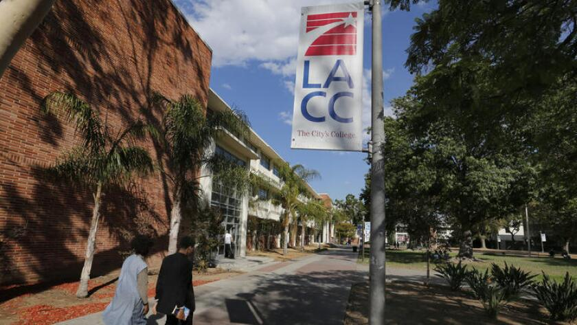 A newA new report says much more should be done to prevent students from dropping out of California's 113 community colleges.