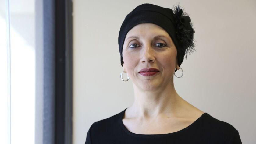 Dayna Farris-Fisher found a lump in her breast and sought help at Planned Parenthood. With Texas' de