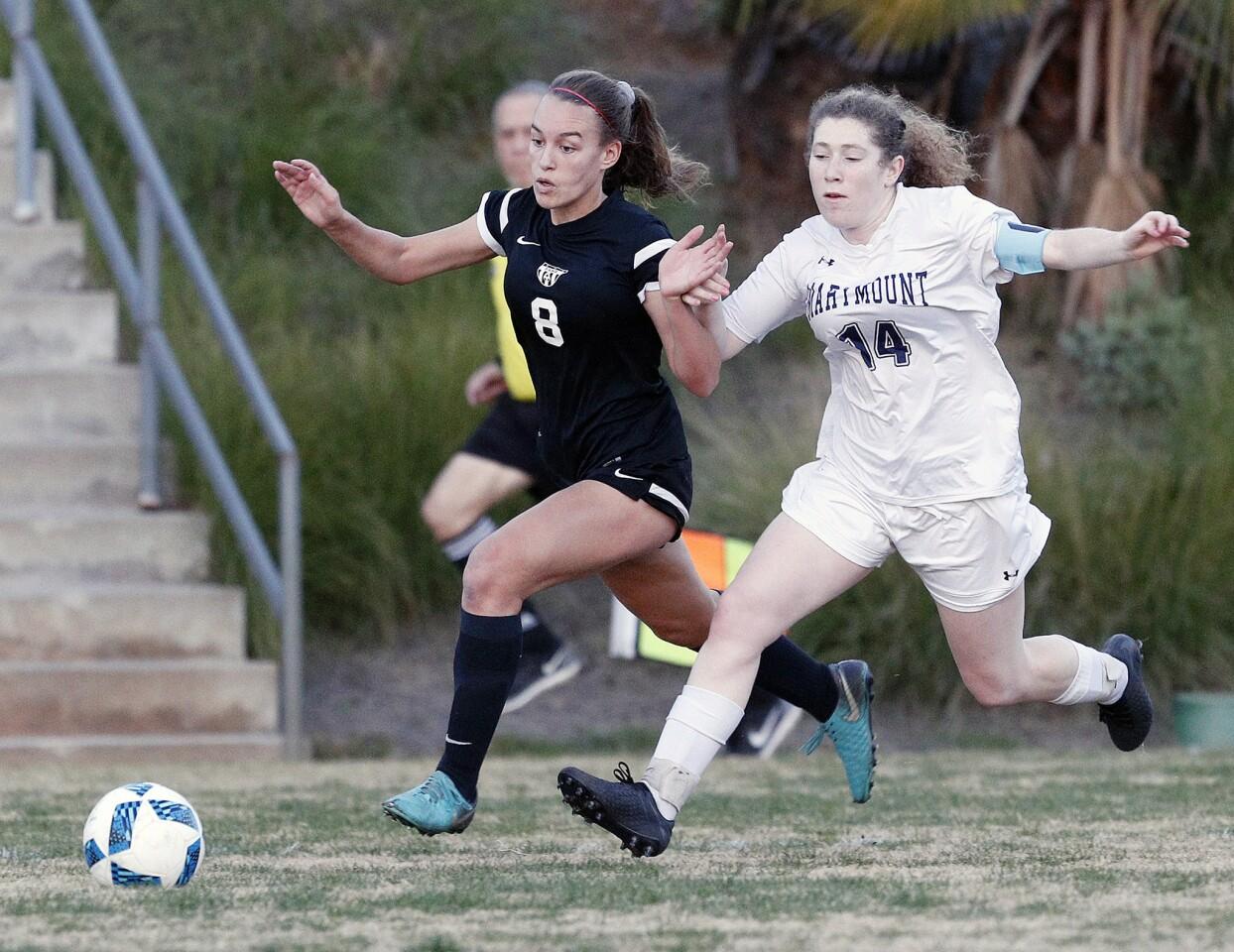 Photo Gallery: FSHA vs. Marymount in nonleague girls' soccer