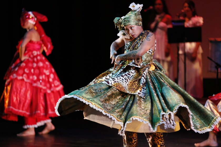 L.A.-based Afro-Brazilian dance company Viver Brasil