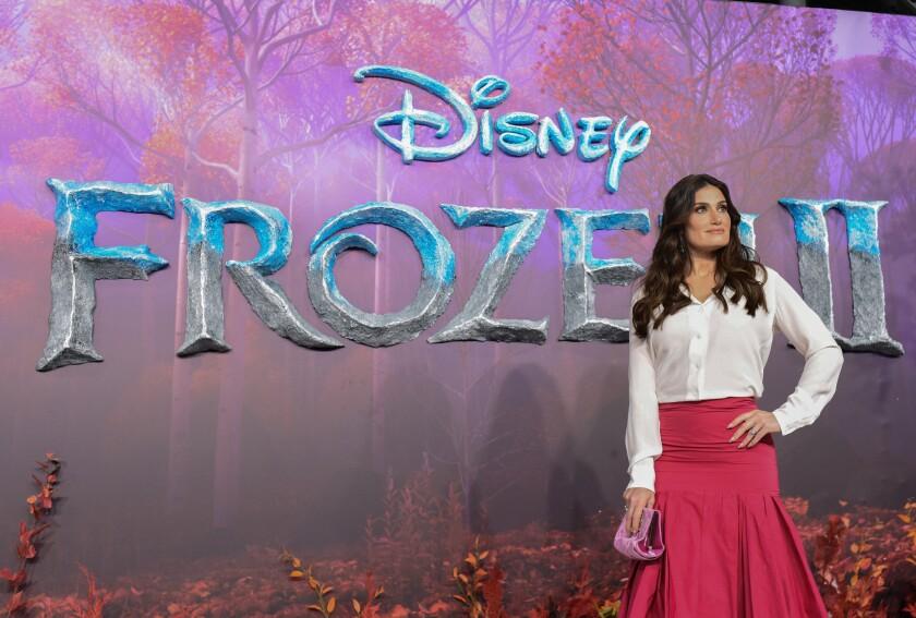 "European Premiere of Disney's ""Frozen 2"""