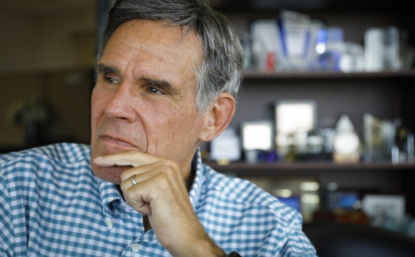 Dr. Eric Topol, M.D., is the founder and director of the Scripps Research Translational Institute.