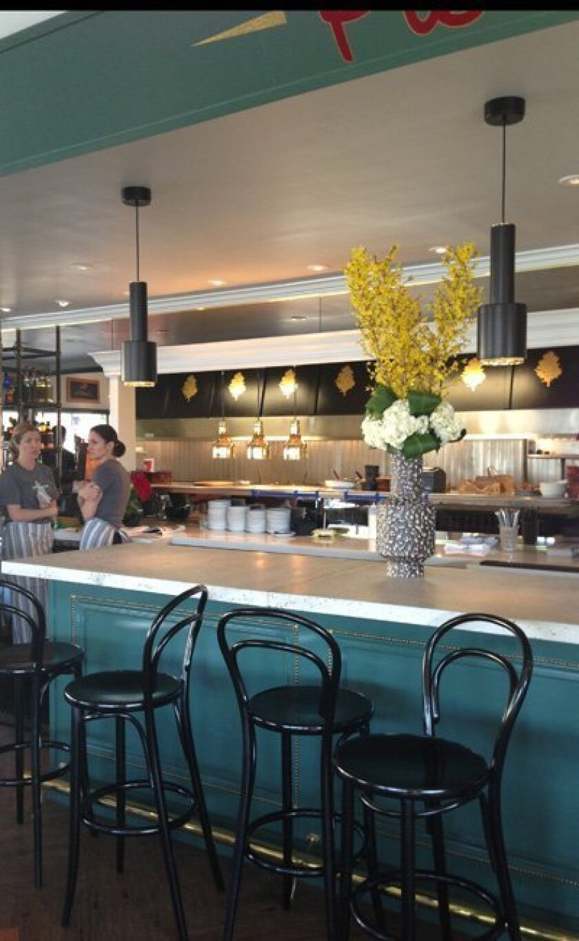 """The """"European dinette"""" Great Maple will soon be open for breakfast, lunch and dinner in Hillcrest."""
