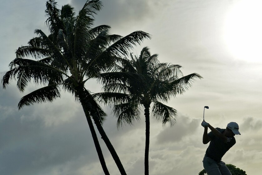 Sony Open Golf